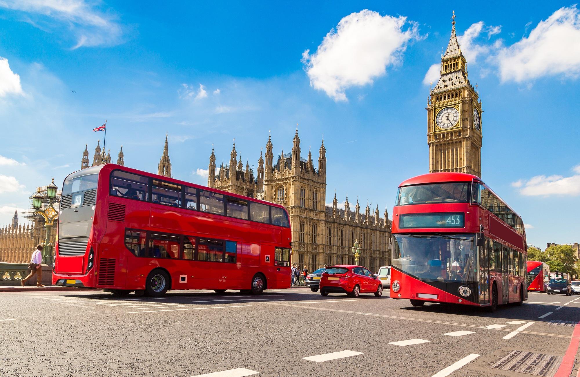 Escapadinha a Londres