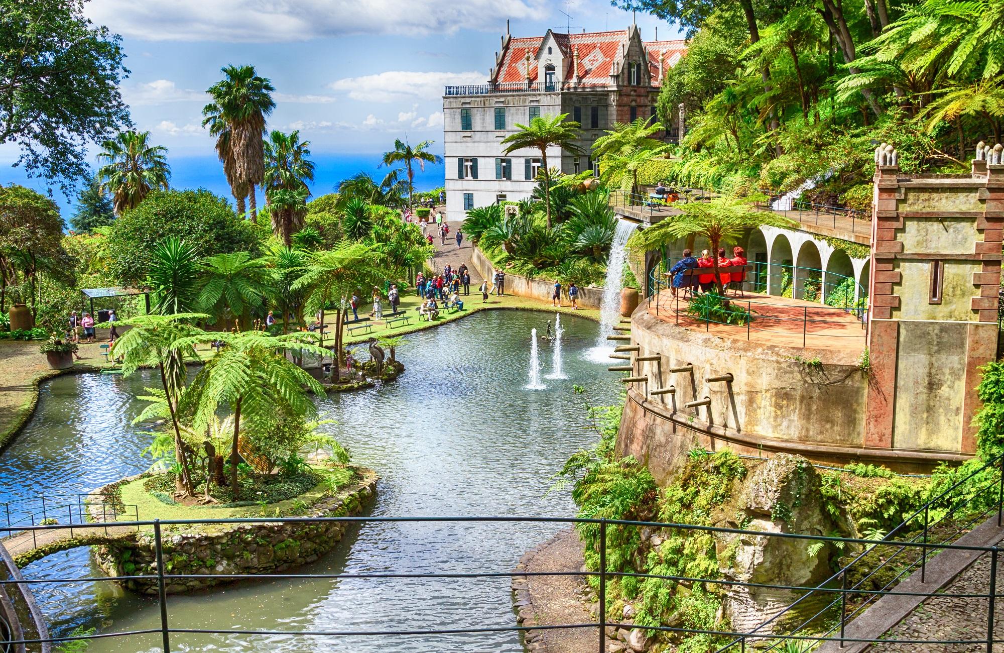 Escapadinha na Madeira