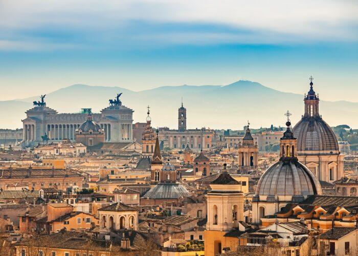 Escapadinha a Roma