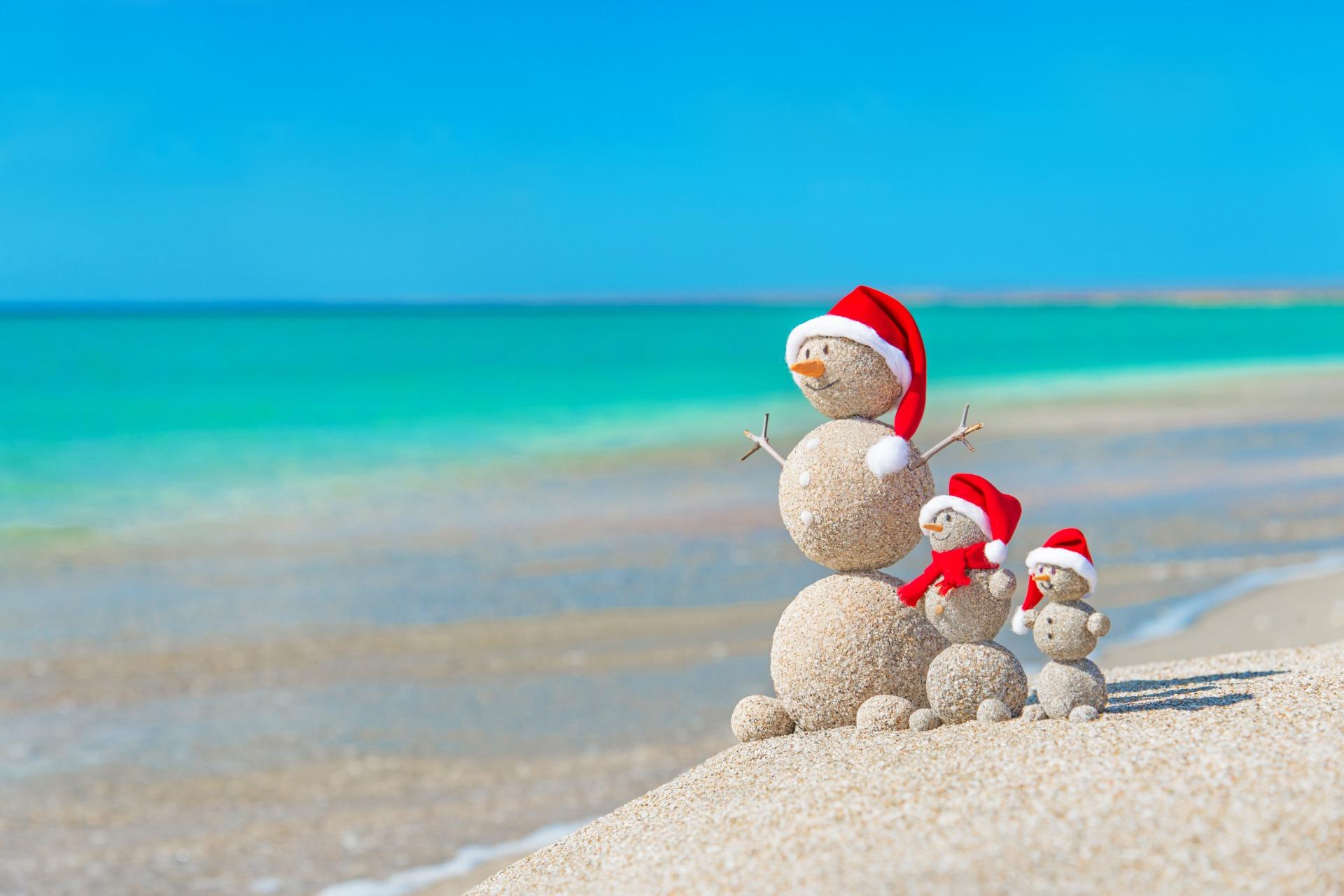 Praia Bávaro Especial de Natal